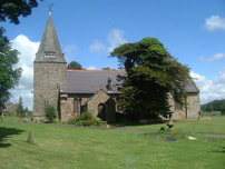 Nercwys Church